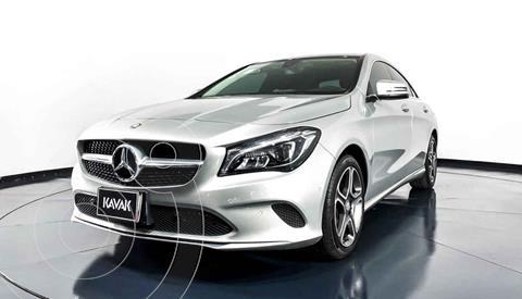 Mercedes Clase CLA 200 CGI Sport usado (2017) color Plata precio $404,999
