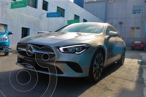 Mercedes Clase CLA 200 Comfort usado (2020) color Cafe precio $649,000