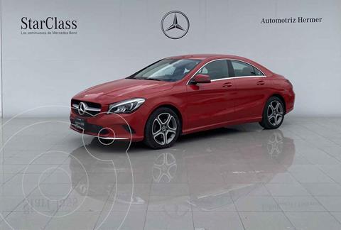 Mercedes Clase CLA 200 CGI Sport usado (2019) color Rojo precio $509,900