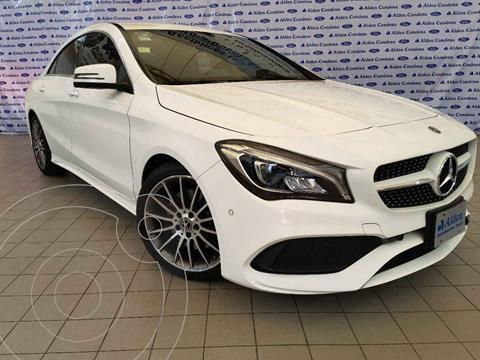 Mercedes Clase CLA 250 CGI Sport usado (2019) color Blanco precio $550,000