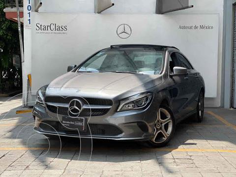 Mercedes Clase CLA 200 CGI Sport usado (2019) color Gris precio $515,000