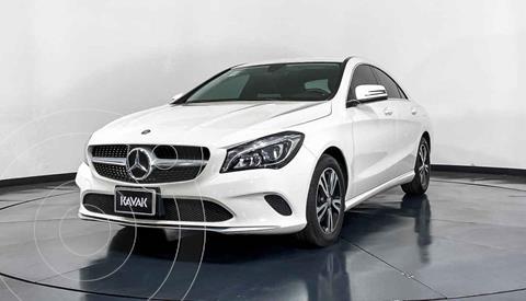 Mercedes Clase CLA 200 CGI usado (2018) color Blanco precio $422,999