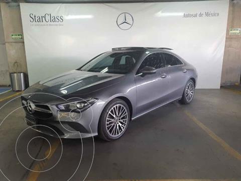 Mercedes Clase CLA 200 Progressive usado (2020) color Gris precio $675,000