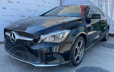 Mercedes Clase CLA 200 Sport usado (2018) color Negro precio $449,000