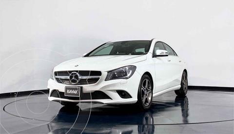Mercedes Clase CLA 200 CGI usado (2016) color Blanco precio $362,999