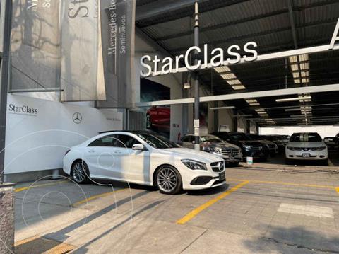 Mercedes Clase CLA 250 CGI Sport usado (2018) color Blanco precio $540,000