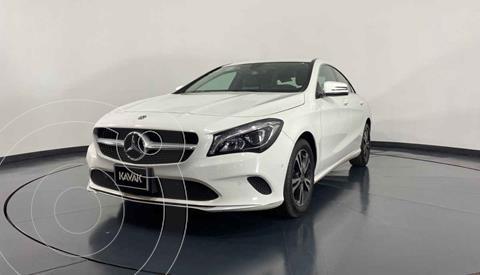 Mercedes Clase CLA 200 CGI Sport usado (2019) color Blanco precio $459,999