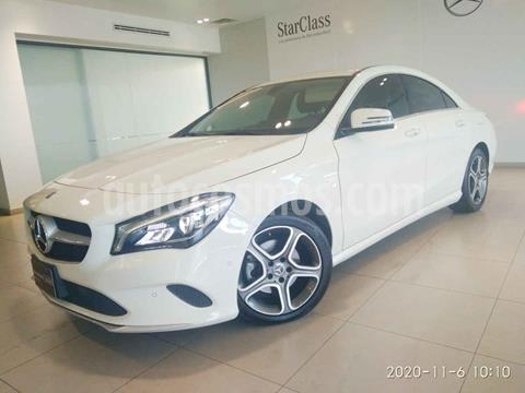 Mercedes Clase CLA 200 CGI Sport usado (2018) color Blanco precio $419,500