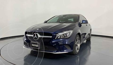 Mercedes Clase CLA 200 CGI Sport usado (2017) color Azul precio $397,999