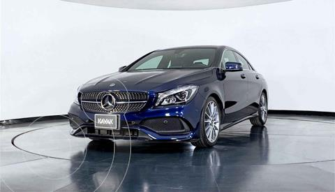 Mercedes Clase CLA 200 CGI usado (2018) color Azul precio $539,999