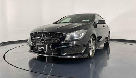 Mercedes Clase CLA 200 CGI Sport usado (2013) color Negro precio $339,999