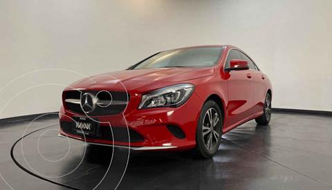 Mercedes Clase CLA 200 CGI usado (2018) color Rojo precio $419,999