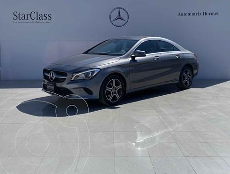 Mercedes Clase CLA 200 CGI Sport usado (2018) color Gris precio $469,900