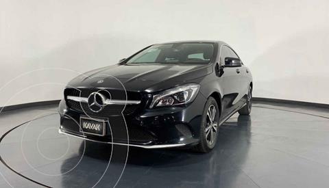 Mercedes Clase CLA 200 CGI usado (2018) color Negro precio $422,999