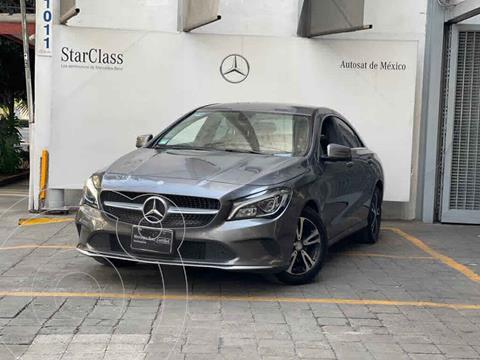 Mercedes Clase CLA 180 CGI usado (2017) color Gris precio $340,000