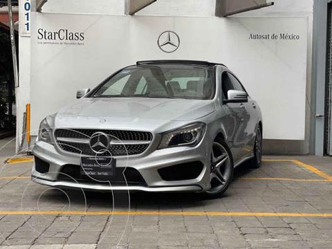 Mercedes Clase CLA 250 CGI Sport Edition 1 usado (2016) color Plata precio $395,000