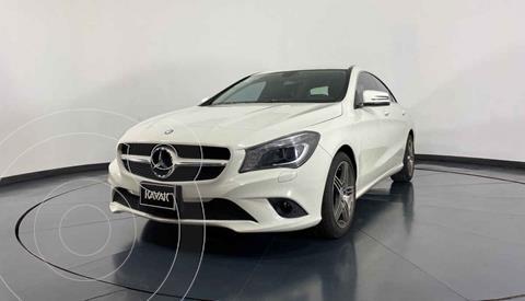 Mercedes Clase CLA 200 CGI Sport usado (2013) color Blanco precio $297,999