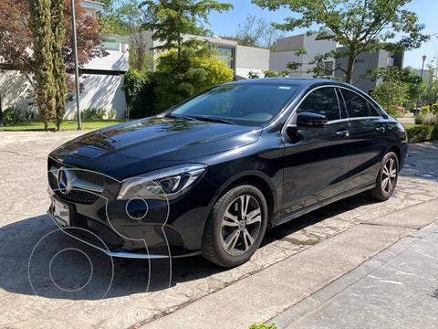 Mercedes Clase CLA 200 CGI usado (2019) color Negro precio $475,000