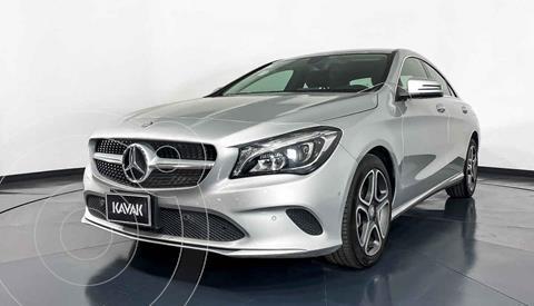 Mercedes Clase CLA 200 CGI Sport usado (2017) color Plata precio $397,999