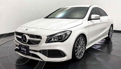 Mercedes Clase CLA 250 CGI Sport usado (2019) color Blanco precio $522,999