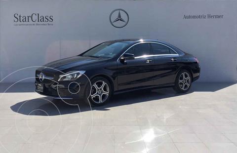 Mercedes Clase CLA 200 CGI Sport usado (2019) color Negro precio $499,900
