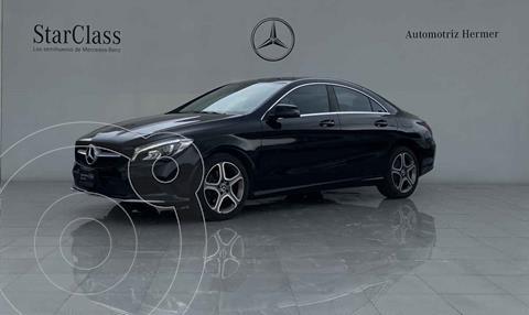 Mercedes Clase CLA 200 CGI Sport usado (2018) color Negro precio $499,900