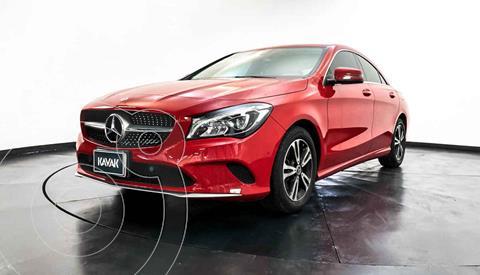 Mercedes Clase CLA 200 CGI usado (2019) color Rojo precio $462,999
