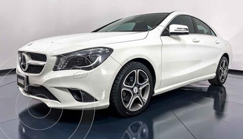 Mercedes Clase CLA 200 CGI Sport usado (2013) color Blanco precio $302,999