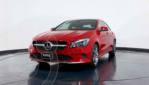 Mercedes Clase CLA 200 CGI usado (2018) color Rojo precio $467,999