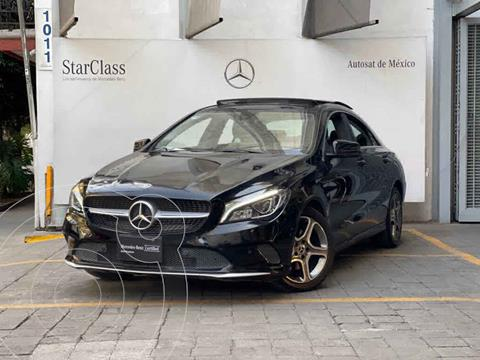 Mercedes Clase CLA 200 CGI Sport usado (2019) color Negro precio $525,000