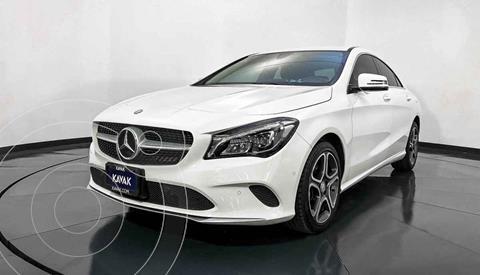 Mercedes Clase CLA 200 CGI Sport usado (2017) color Blanco precio $379,999