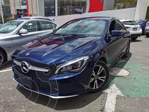 Mercedes Clase CLA 200 CGI Sport usado (2019) color Azul Universo precio $495,000