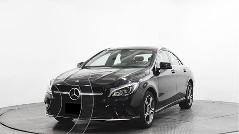Mercedes Clase CLA 200 Sport usado (2018) color Negro precio $434,300