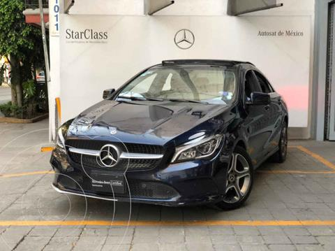 Mercedes Clase CLA 200 CGI Sport usado (2019) color Azul precio $495,000