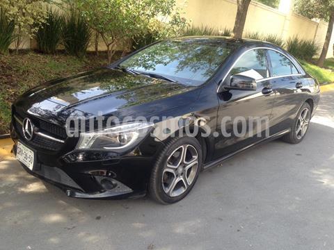 Mercedes Clase CLA 200 CGI Sport usado (2013) color Negro precio $249,000