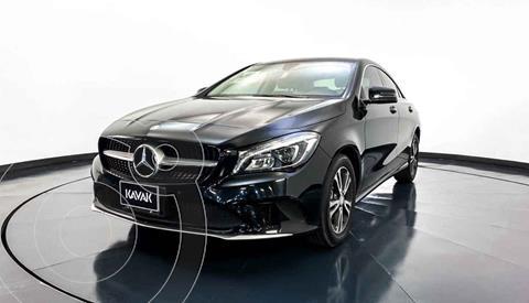 Mercedes Clase CLA 200 CGI Sport usado (2017) color Negro precio $394,999
