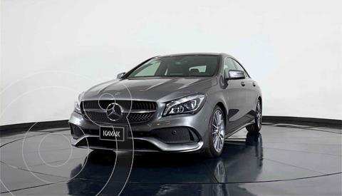 Mercedes Clase CLA 200 CGI usado (2018) color Gris precio $512,999