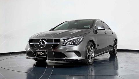 Mercedes Clase CLA 200 CGI usado (2018) color Gris precio $464,999