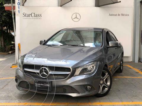 Mercedes Clase CLA 200 CGI usado (2016) color Gris precio $335,000
