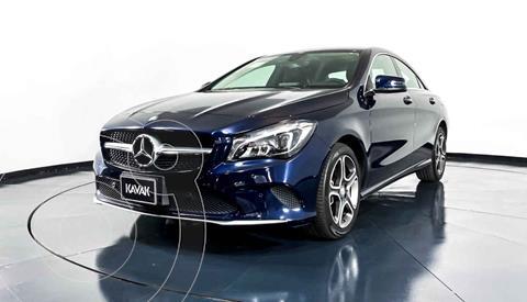 Mercedes Clase CLA 200 CGI Sport usado (2017) color Azul precio $399,999