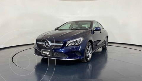 Mercedes Clase CLA 200 CGI Sport usado (2019) color Gris precio $484,999