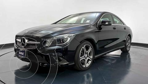 Mercedes Clase CLA 200 CGI Sport usado (2013) color Negro precio $289,999