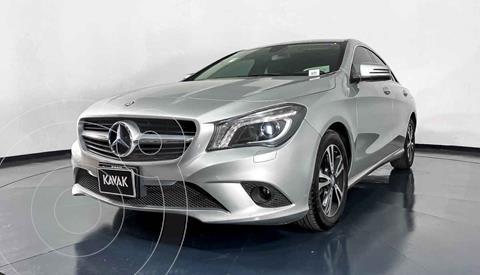 Mercedes Clase CLA 180 CGI usado (2016) color Plata precio $314,999