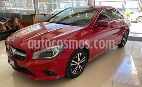 Mercedes Clase CLA 180 CGI usado (2016) color Rojo precio $299,900