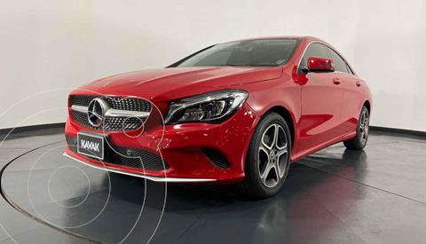 Mercedes Clase CLA 200 CGI Sport usado (2018) color Rojo precio $442,999