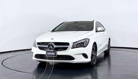 Mercedes Clase CLA 200 CGI Sport usado (2018) color Blanco precio $449,999