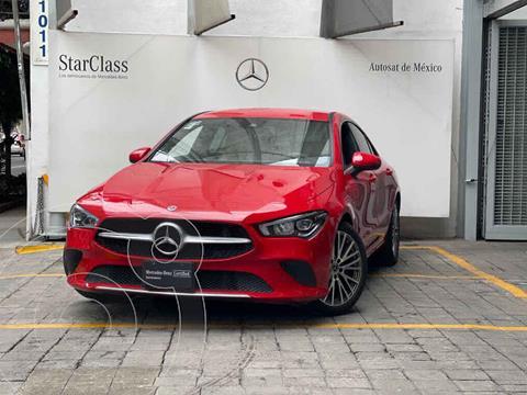 Mercedes Clase CLA 200 Progressive usado (2020) color Rojo precio $690,000