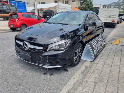 Mercedes Clase CLA 200 CGI Sport usado (2019) color Negro precio $524,000
