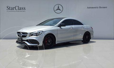 Mercedes Clase CLA 45 AMG usado (2019) color Plata precio $909,900
