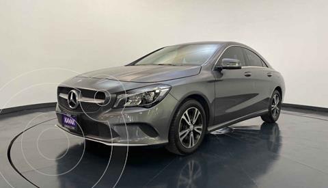 Mercedes Clase CLA 180 CGI usado (2017) color Gris precio $374,999
